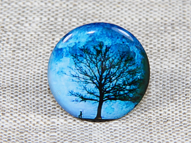 "Кольцо ""Дерево"" от firMaSoni"