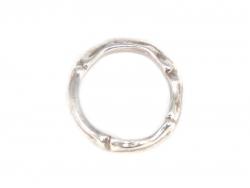 """Кольцо серебряного цвета """"Metalfor"""""""
