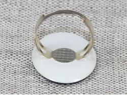 "Кольцо ""Ромашки"" большого размера от firMaSoni"