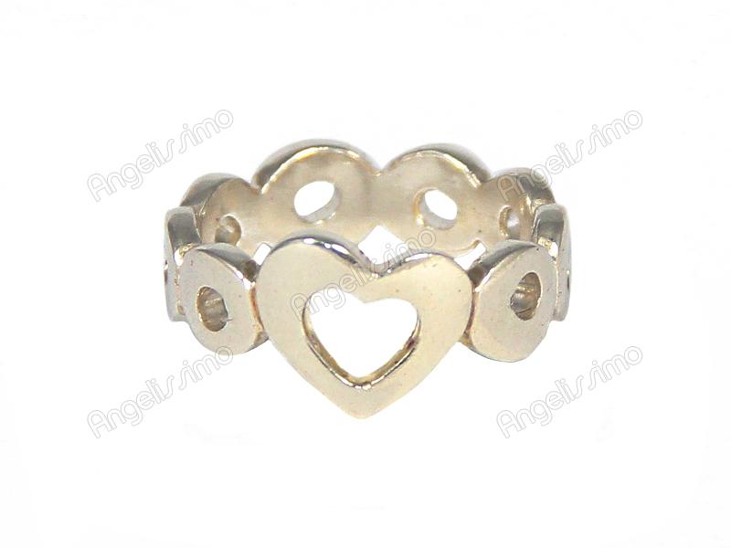 """Кольцо """"Сердце"""" от Amorem"""