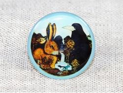 """Кольцо """"Заяц и ворон"""" от firMaSoni"""