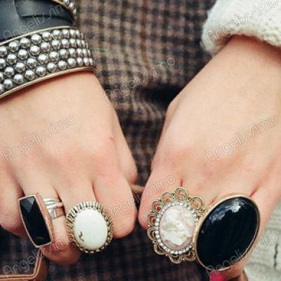 Дизайнерские кольца – мечта каждой женщины