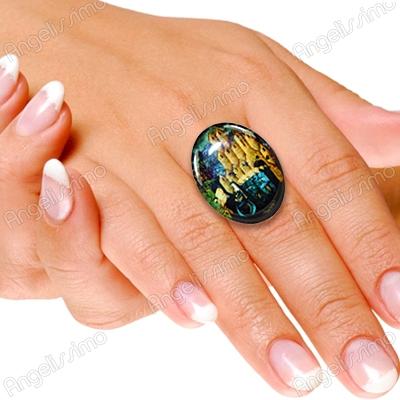 Дизайнерские кольца – «must have» в гардеробе современной городской красавицы